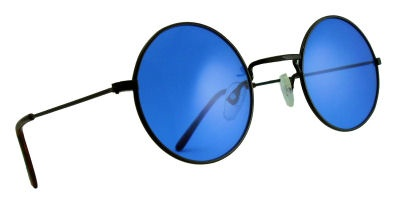 Blue Lennon Sunglasses