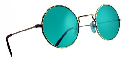 Green Lennon Sunglasses